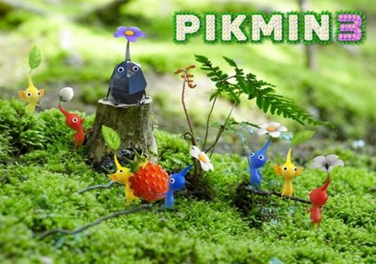 """El multijugador online en Pikmin 3 no se crea porque es """"díficil"""" de implementar"""