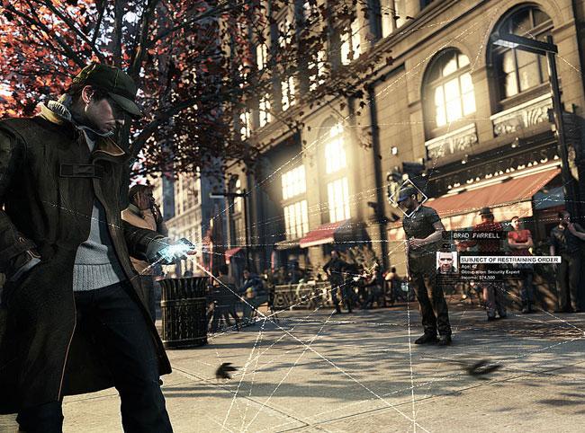 Shigeru Miyamoto se interesa en el E3 por Watch Dogs