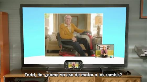 WiiU videochat