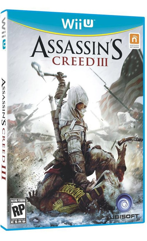 Nuevas imagenes de la version WiiU de assassins creed 3