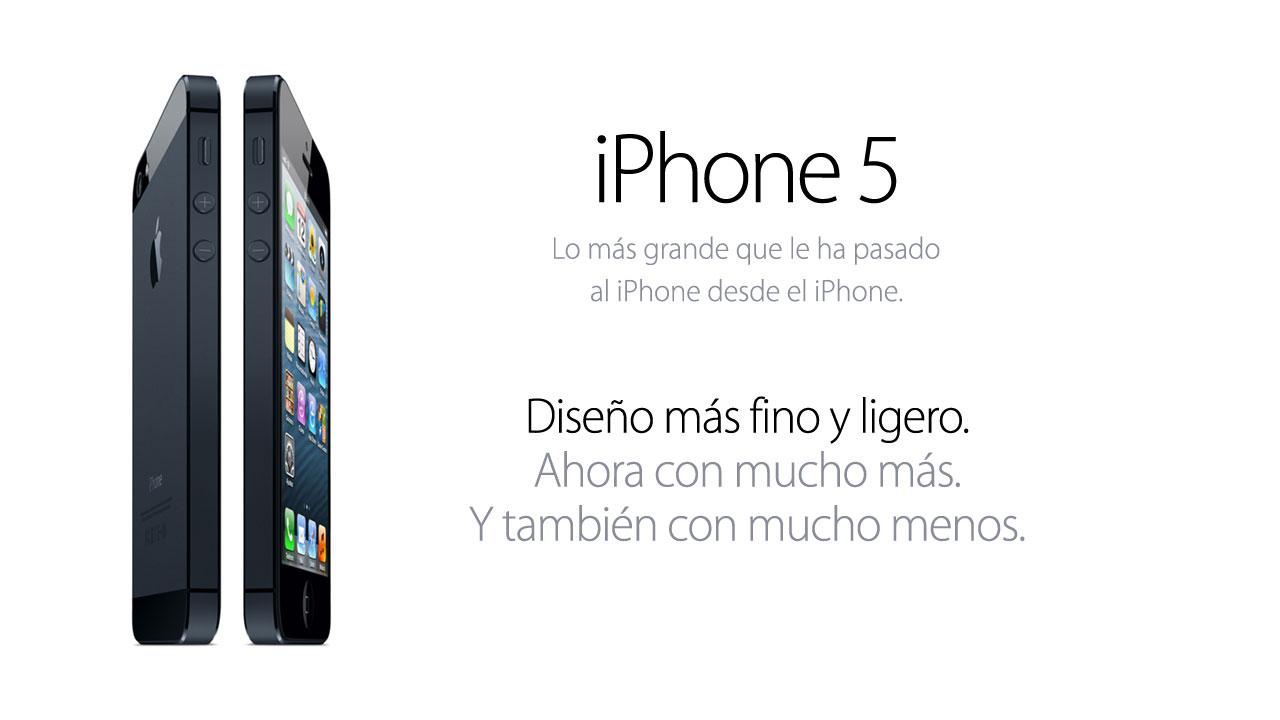 iPhone 5: ¿Decepción, revolución o evolución?