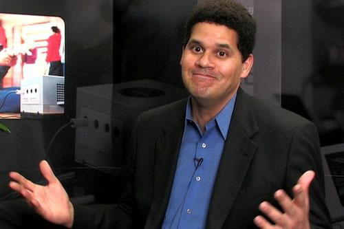 Reggie asegura; Grandes anuncios para el E3 2013