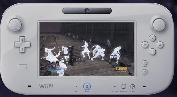 "Video ""offscreen"" de WiiU. ¿¿Quien dijo LAG en el mando??"