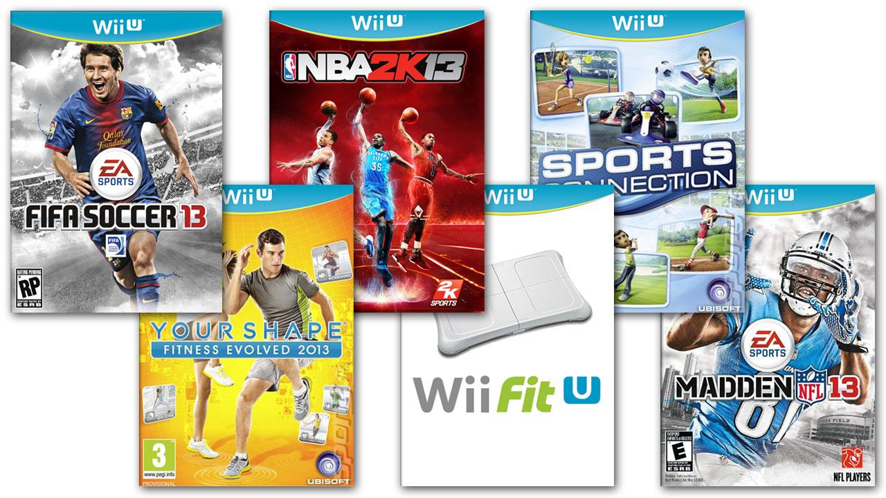 WiiU y el deporte: simulación, ejercicio y diversión