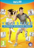 Carátula Wii U - Your Shape Fitness Envolved 2013