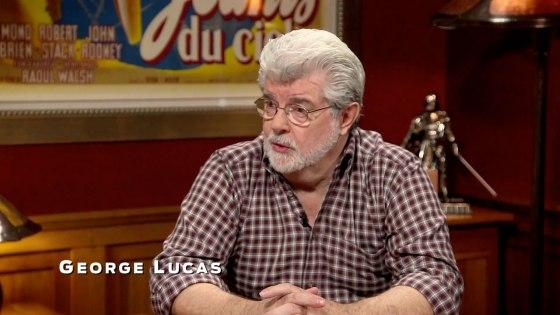 George Lucas despidendose de Lucasfilms