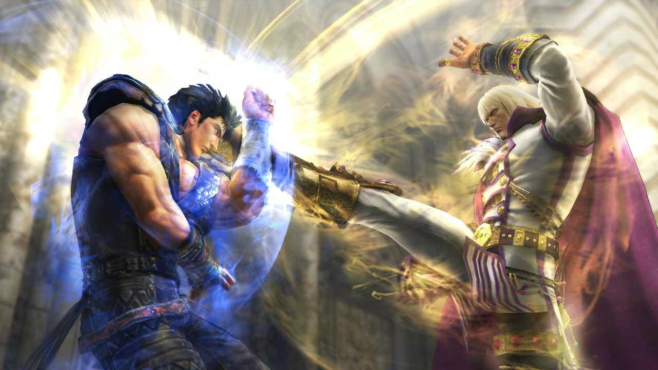 Fist Of the North Star para WiiU, nuevas imágenes.