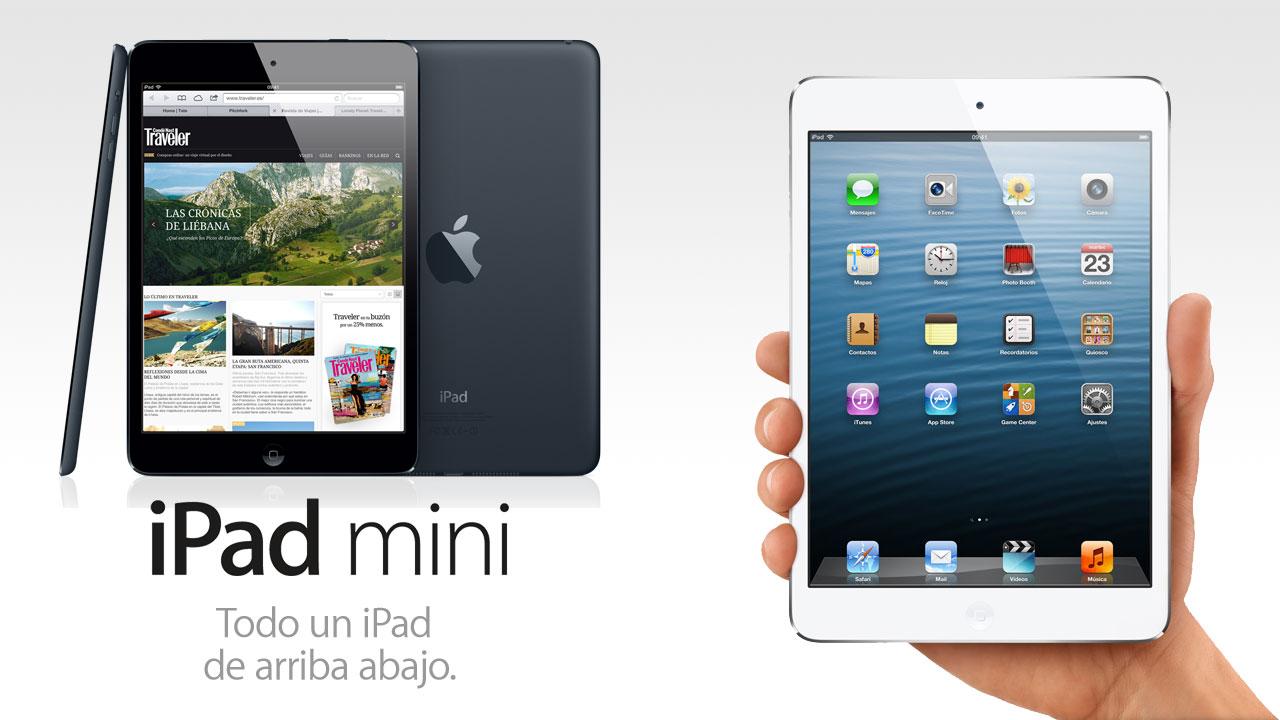 Keynote 23 Oct. - iPad mini
