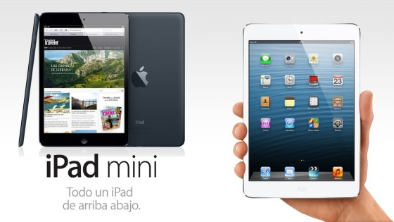 Keynote 23 Oct. - iPad mini