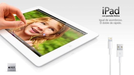 Keynote 23 Oct - iPad Retina