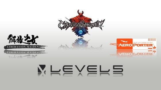 LEVEL5 y sus tres lanzamientos para 3DS