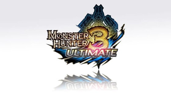 Monster Hunter 3 Ultimate - Logo