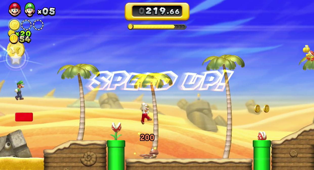 Nuevos detalles de New Super Mario Bros U y Nintendo Land.