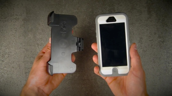 OtterBox Defender Series para el iPhone 5