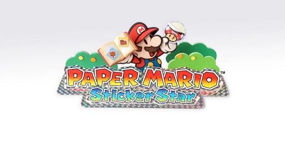 Paper Mario StickerStar