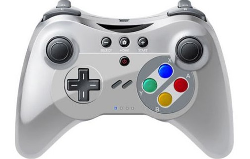 Nuevos Controller Pro para WiiU.