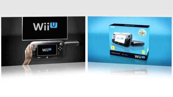 Capturas del primer anuncio de Wii U