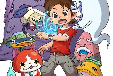 Youkai Watch, nuevas imagenes y artworks de lo nuevo de LEVEL 5 para la 3DS