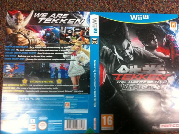 Juegos que acompañaran a WiiU el 30 de noviembre