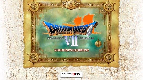 Dragon Quest VII para 3DS