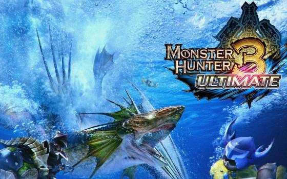 Monster Hunter Ultimate presentacion