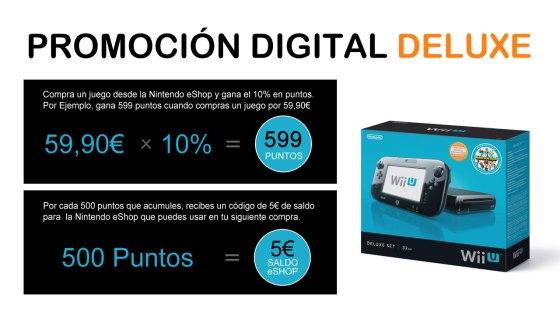 Promoción Digital Deluxe