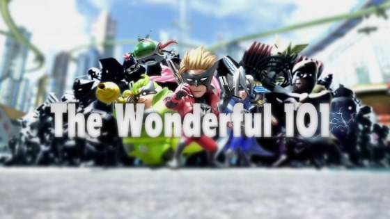 The Wonderful 101 - Platinum Games