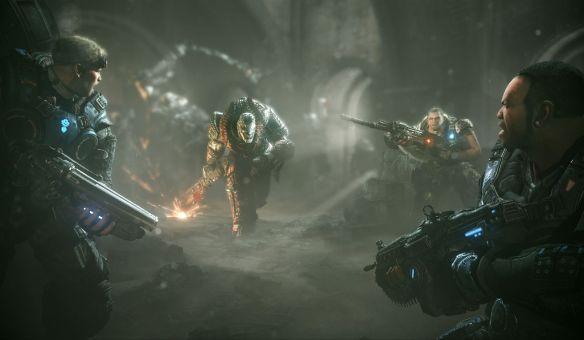 Gears of war: Epic Reaper, la Nueva lista. Semana 13.
