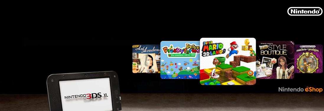 Juego gratis con tu 3DS XL. Promoción especial de Nintendo