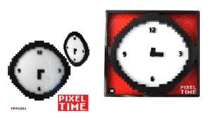 Regalo - Reloj 8bit