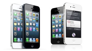 Apple iPhone 5 y 4S