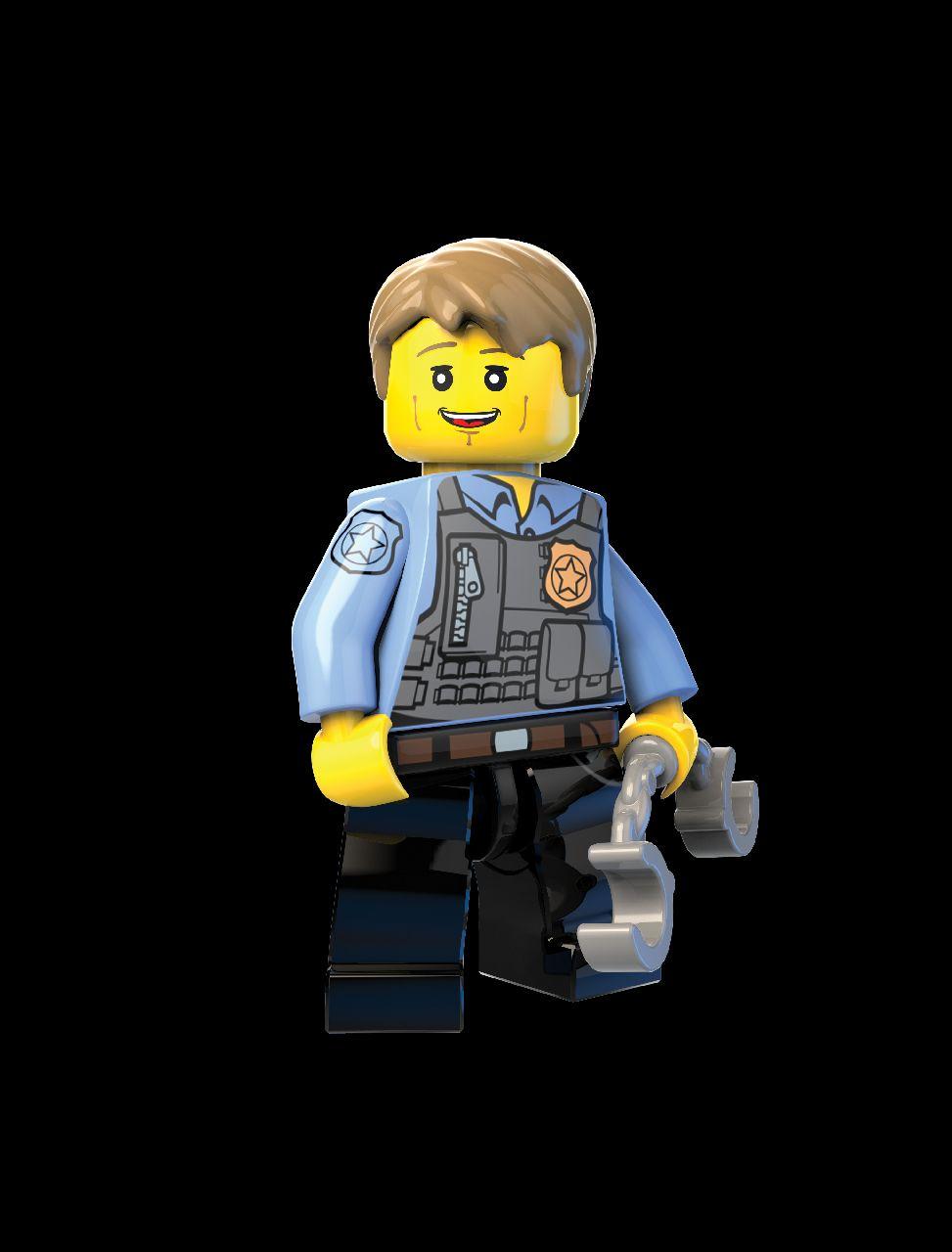 Mas imágenes de Lego City: Undercover. ¡¡Mil y una situaciones!!