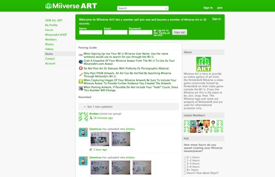 Miiverse Art 00