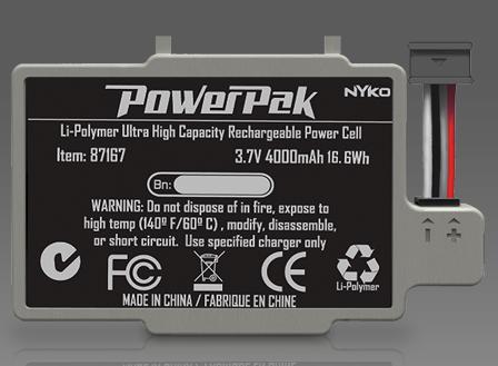 Nueva bateria GamePad U