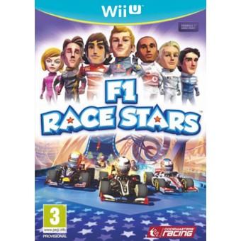 Caratula F1 race stars WiiU