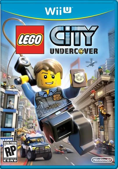 Caratula Lego City Undercover