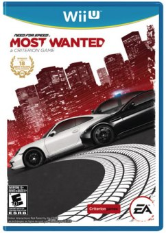 Caratula Need For Speed most wanted