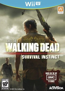 Caratula Walking Dead Survival Instinct