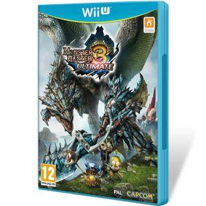 Cartula Monster Hunter 3 Ultimate