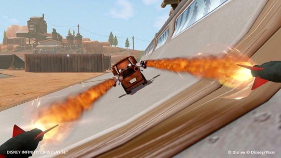 Disney Infinity Cars 10