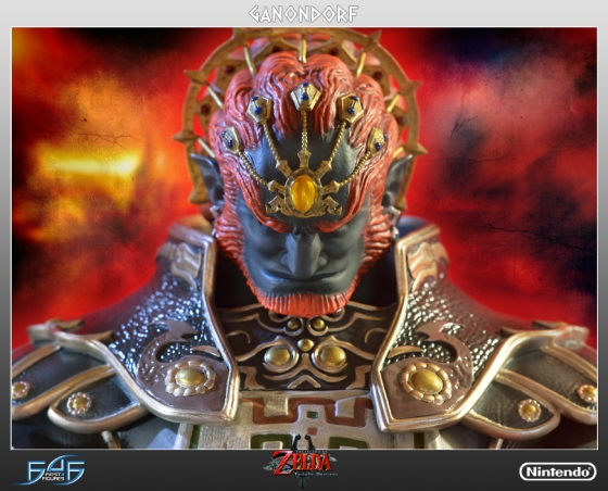 Figura Ganondorf Twilight Princess 00