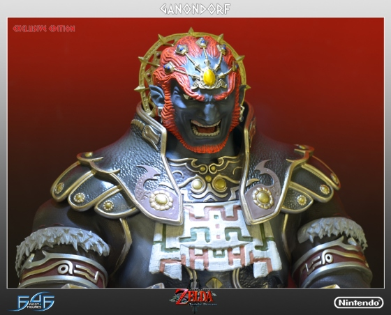 Figura Ganondorf Twilight Princess 02