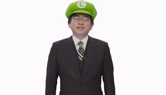 Iwata nintendo Direct 3DS