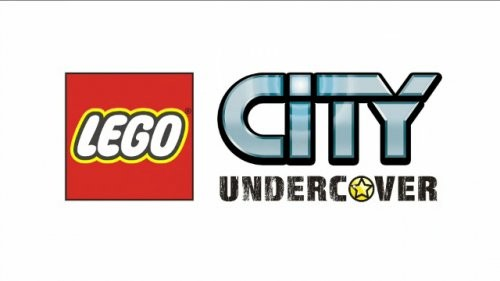 Lego City Chase Begins 3ds Logo