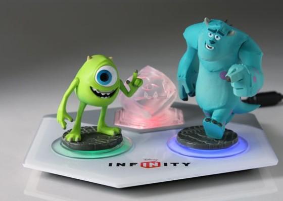 Monster University disney infinity 08