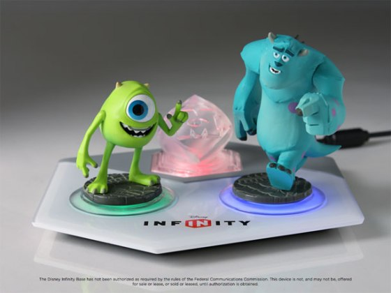 Monster University disney infinity 08