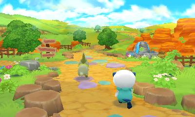 Mundo Misterioso 3DS 04