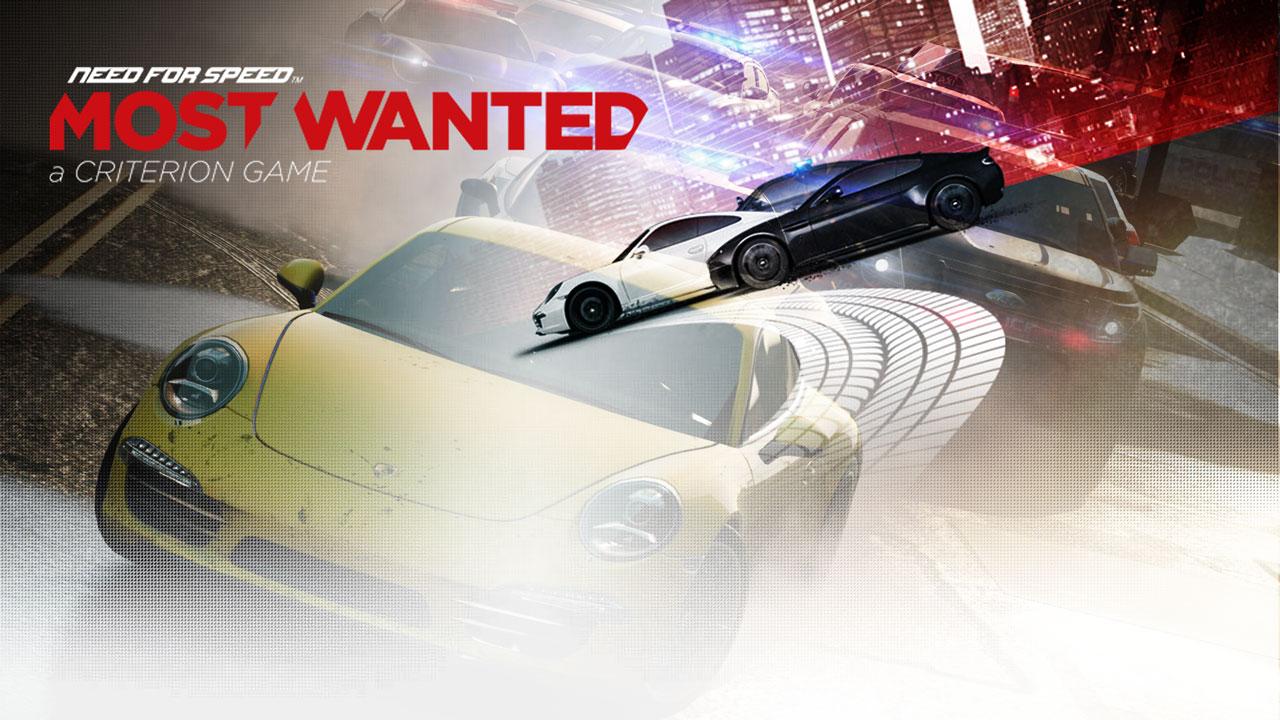 Need For Speed: Most Wanted el primer juego de EA más allá del simple port