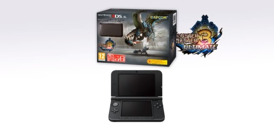 Pack Monster Hunter 3 3DS 00
