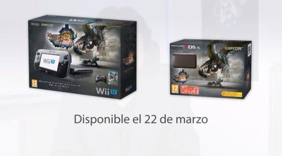 Packs Monster Hunter 3 WiiU 3DS 00